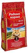 Сухой корм для взрослых кошек «Родные Корма»