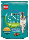 Сухой корм для кошек Purina ONE Природа здоровья