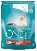 Сухой корм для стерилизованных кошек Purina