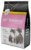 Сухой корм для котят Probalance с цыпленком