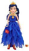 Кукла «Иви в платье для коронации» Descendants