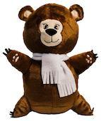 Игрушка мягкая Медвежонок, 30 см, размер
