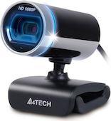 Веб-камера A4Tech PK-910H, цвет черный