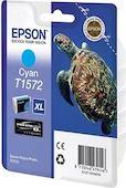 Струйный картридж Epson T1572 XL Cyan (C13T15724010)