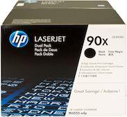 Набор лазерных картриджей HP 90X Black (CE390XD)
