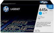 Лазерный картридж HP 645A Cyan (C9731A),