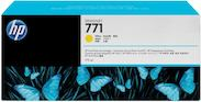 Струйный картридж HP 771 Yellow (B6Y10A)
