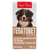 Препарат для собак Api-San ГЕПАТОВЕТ для