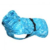 Дождевик для собак RUKKA Drizzle 45см голубой