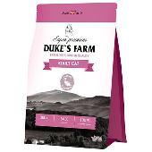 Корм для кошек DUKE'S FARM утка с кроликом