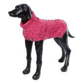 Свитер для собак RUKKA Melange Knitwear розовый
