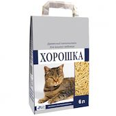 Наполнитель для кошачьего туалета ХОРОШКА