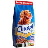 Корм для собак Chappi Мясное изобилие сух