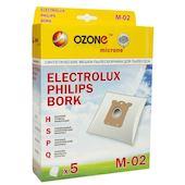 Пылесборник Ozone M-02 Electolux