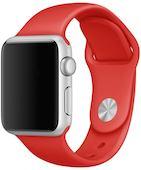 Браслет Wolt для Apple Watch 38/40 мм (красный)
