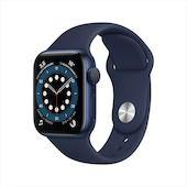 Apple Watch Series 6, 40 мм, корпус из алюминия
