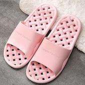 Женские Тапочки на плоским каблуке (1625705774)
