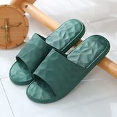 Женские Тапочки С круглым носком на плоским