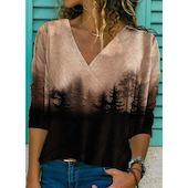 Pубашки Длинные рукава Сочетание контрастных
