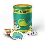 """Dodo Настольная игра """"Динозавры"""" R300207"""