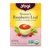 Yogi Tea листья органической малины для женщин