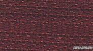 Молния витая т7 2 замка 85см (864 т.бордо)
