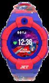 Часы Jet Transformers (красно-синие), цвет