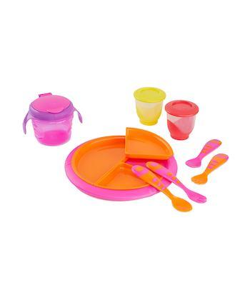 Набор посуды Mothercare, розовый 5299056