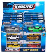 Машинка HOT CARS Teamsterz 997099364