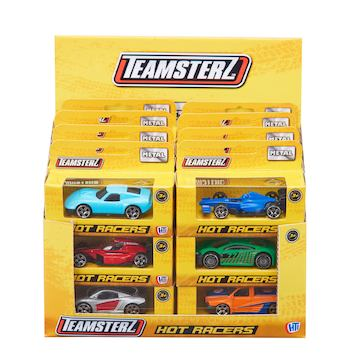 Машинка HOT RACERS Teamsterz 997099371