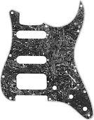 Панель-накладка для гитары STRATOCASTER Black