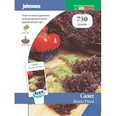 Семена Салат Лолло Росса JOHNSONS, код 5010931203512