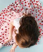 Трикотажная юбка для девочек O`Stin, цвет