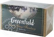 Чай черный Greenfield Earl Grey Fantasy 25