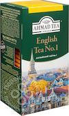 Чай черный Ahmad Tea English №1 25 пак Ахмад