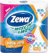 Бумажные полотенца Zewa Wisch & Weg 2 рулона