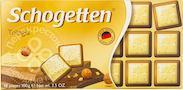 Шоколад Schogetten Трилогия 100г