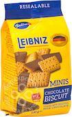 Печенье Leibniz Minis Choco 100г Bahlsen