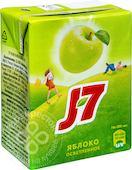 Сок J-7 Яблочный 200мл Вимм-Биль-Данн
