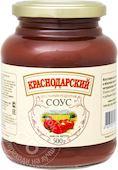 Соус Краснодарский томатный 500г Бастион