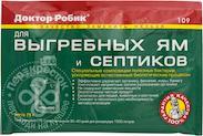 Средство Доктор Робик для выгребных ям и