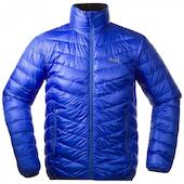 *Куртка Down Light Jkt Bergans, цвет Синий