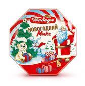 """Новогодний подарочный набор """"Восьмигранник"""""""