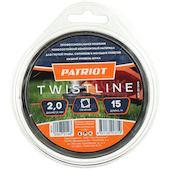 Леска для триммера Patriot ProfLine/Twistline