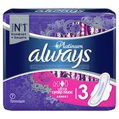 Прокладки женские Always Ultra Platinum Collection