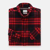 Back River Heavy Flannel Regular Shirt Timberland