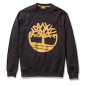 Core Logo Tree Crew Sweat (Loopback) Timberland