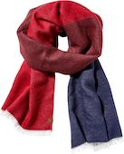 Color Blocked Woven Scarf Timberland TBLA1F4Z