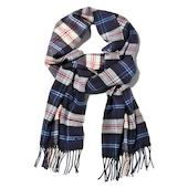 Cedarbrook Plaid Scarf With Giftbox And Sticker