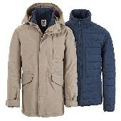 Fishtail 3in1 DryVent Parka Timberland TBLA1MZ8